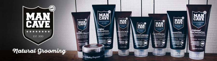 ManCave ihonhoitotuotteet