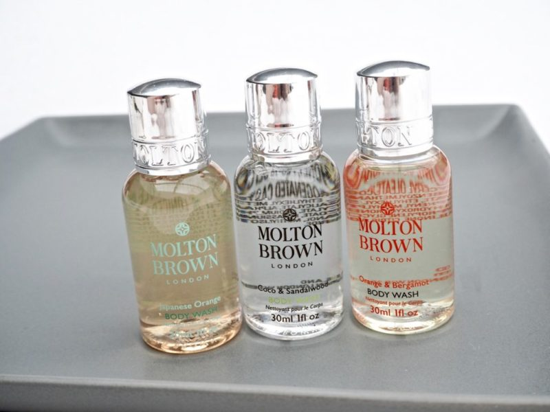 Molton Brown Body Wash Ostolakossa Virve Vee