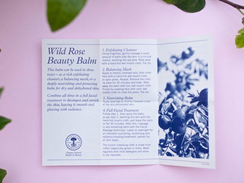 Neal's Yard Remedies Wild Rose Beauty Balm kokemuksia Ostolakossa blogi
