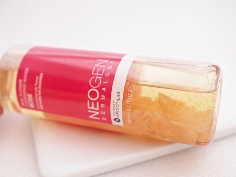 Neogen Real Flower Cleansing Water Ostolakossa kokemuksia -