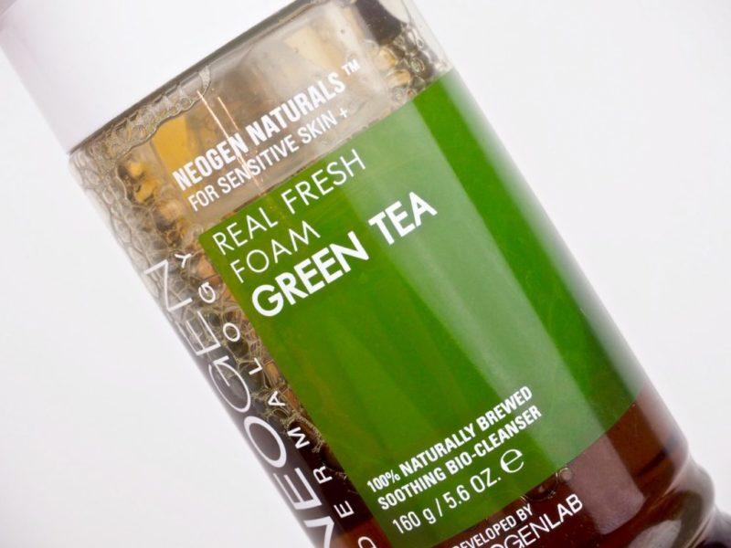 Neogen Real Fresh Foam Green Tea ostolakossa virve vee kokemuksia