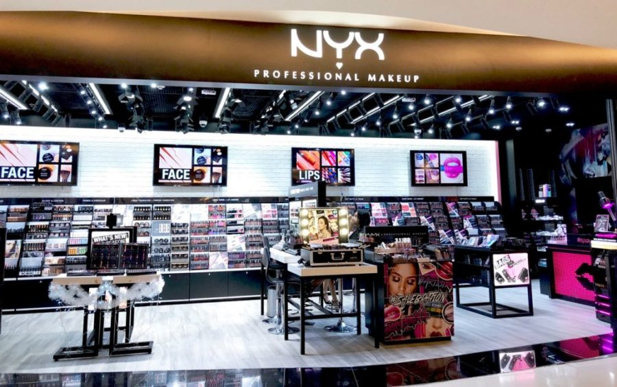 NYX Bangkok Ostolakossa kosmetiikka - 1