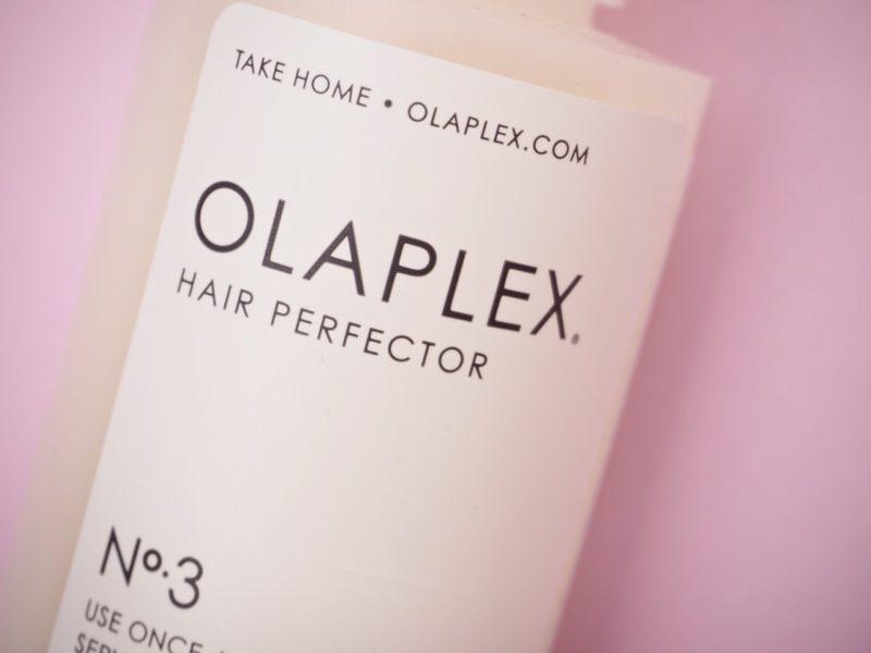 Olaplex Hair Perfector No.3 kokemuksia Ostolakossa Virve Vee