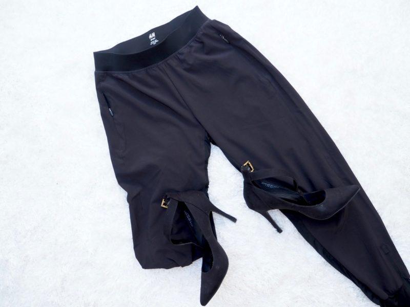 Ostolakossa housut