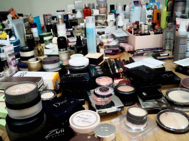 Kaikki kosmetiikka Ostolakossa