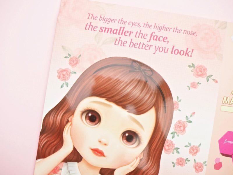 Ostolakossa korealainen kauneusihanne pienet kasvot