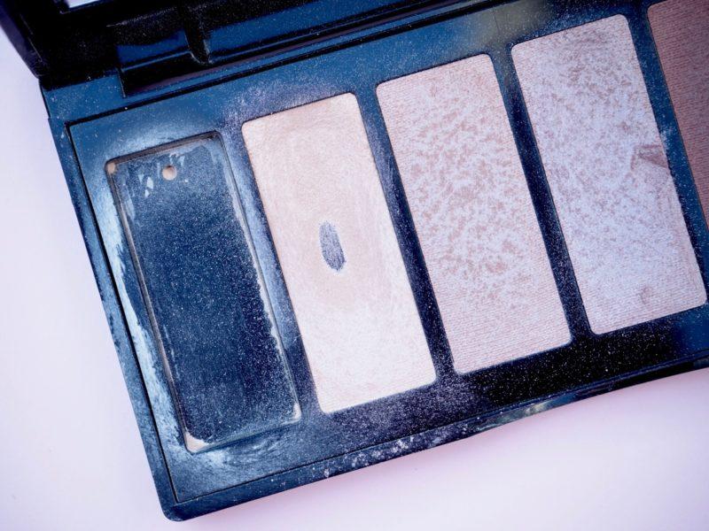 Ostolakossa meikkien käyttö Pan project