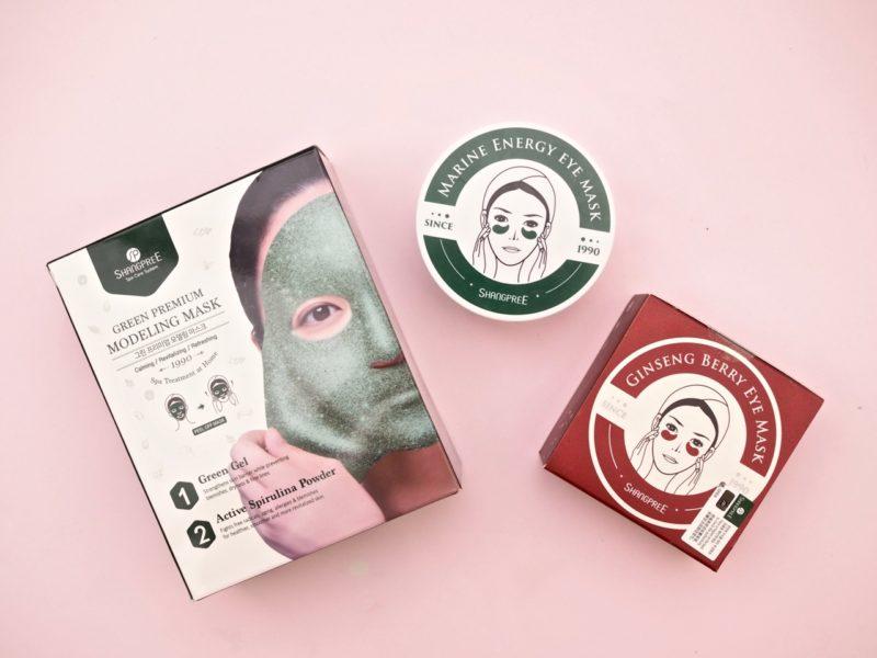 Ostolakossa Shangpree kokemuksia silmänympärysnaamio naamiolaput silmille