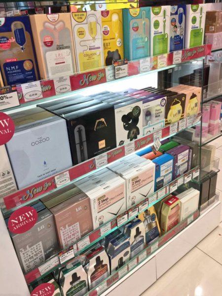Ostolakossa Singapore kosmetiikka - 1 (26)