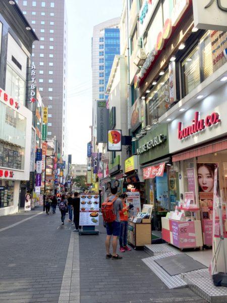 Ostolakossa Soul Etelä-Korea