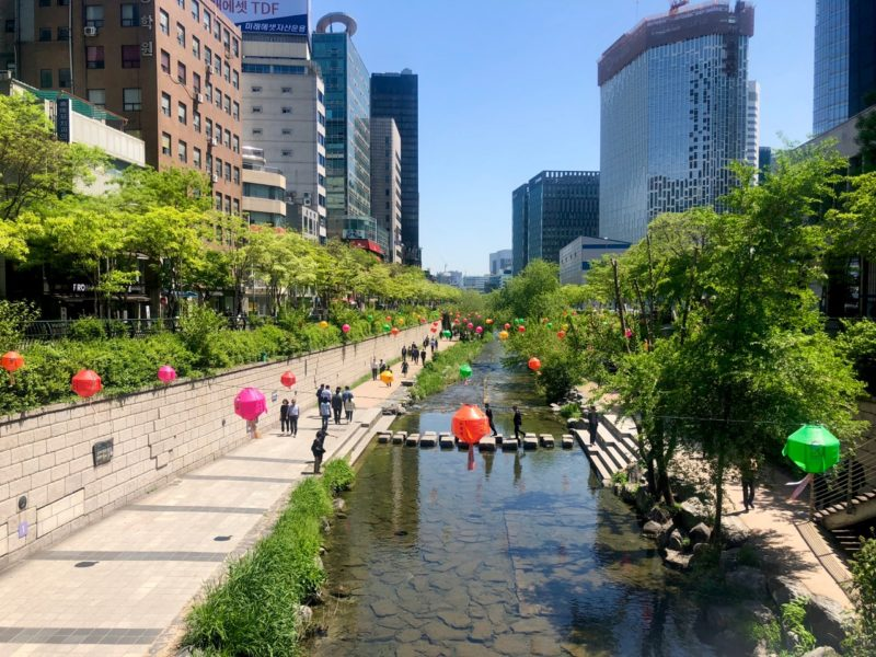 Ostolakossa Soul Etelä Korea