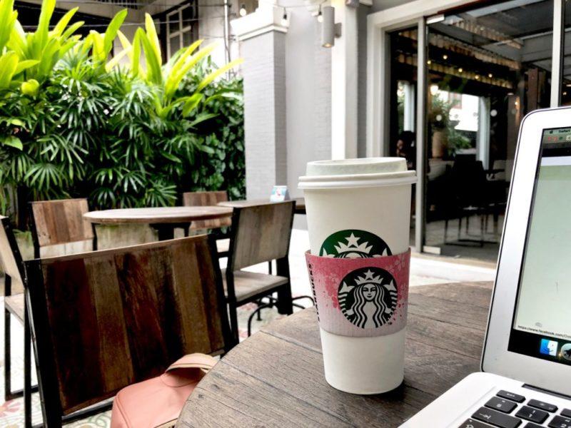 Ostolakossa Starbucks Bangkok - 1