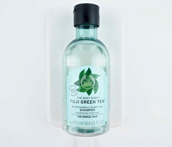 Ostolakossa The Body Shop Fuji Green Tea Refreshingly Purifying Shampoo