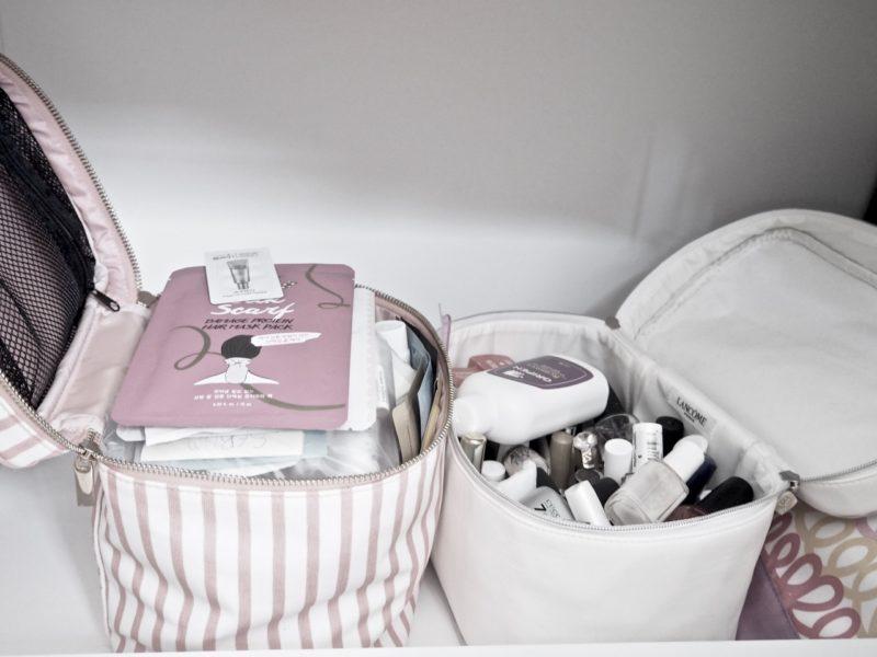 Ostolakossa Virve Vee 100 kiloa kosmetiikkaa