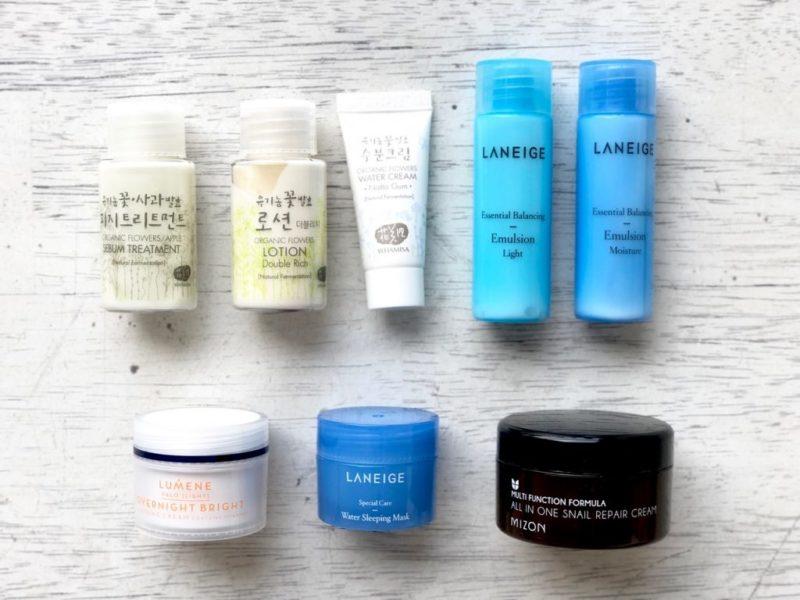 Ostolakossa Virve Vee kosmetiikka mukaan matkalle - 1 (10)