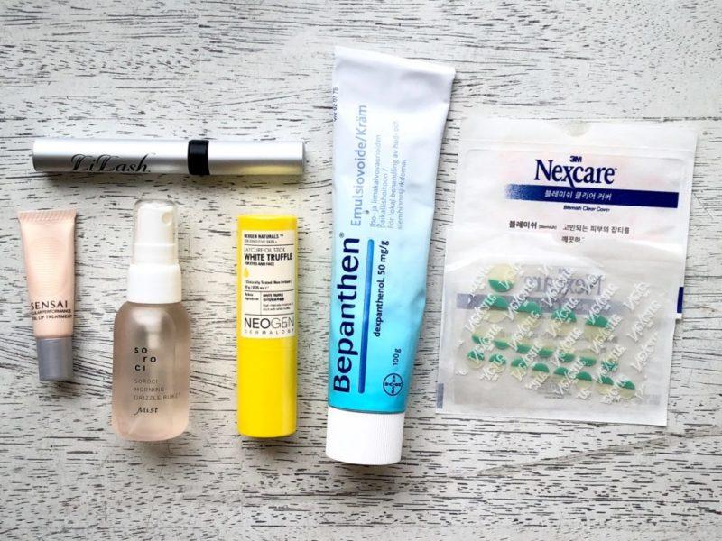 Ostolakossa Virve Vee kosmetiikka mukaan matkalle - 1 (8)
