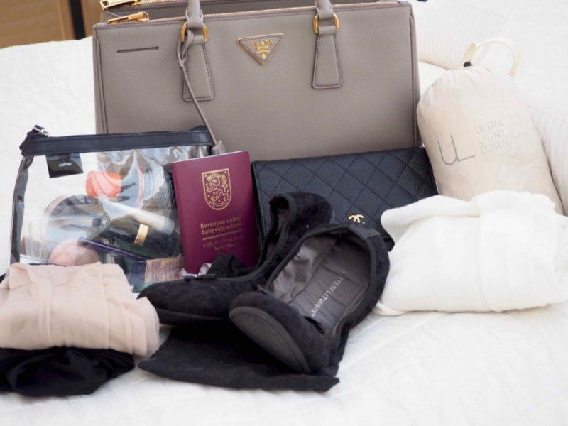 Pariisi matkatavarat