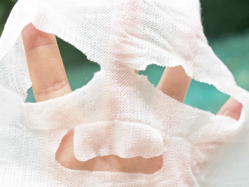 Polatam Water Gel Extra Moist Mask Sheet Happens Ostolakossa Virve Vee