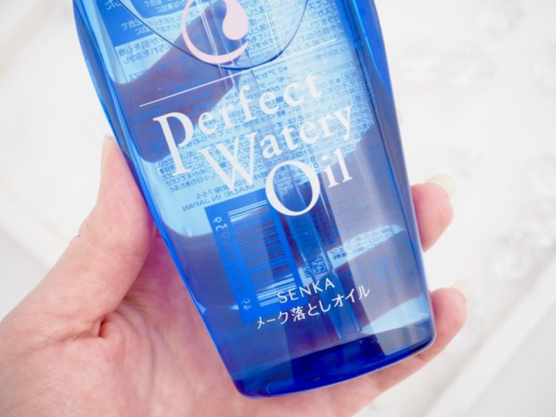 Senka perfect Watery Oil puhdistusöljy