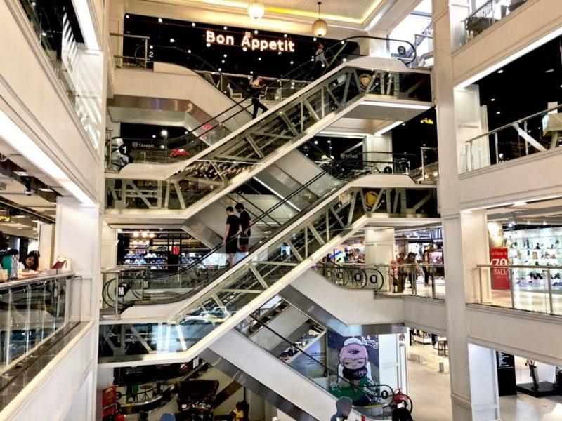 Siam Center Bangkok Ostolakossa - 1 (1)