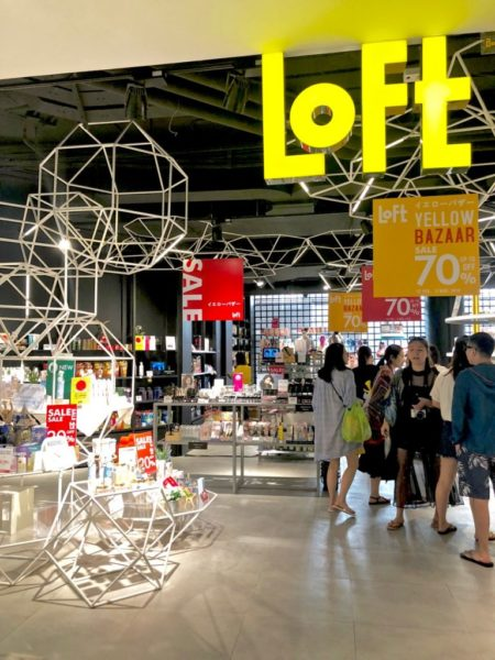 Siam Discovery Loft Bangkok Ostolakossa - 1