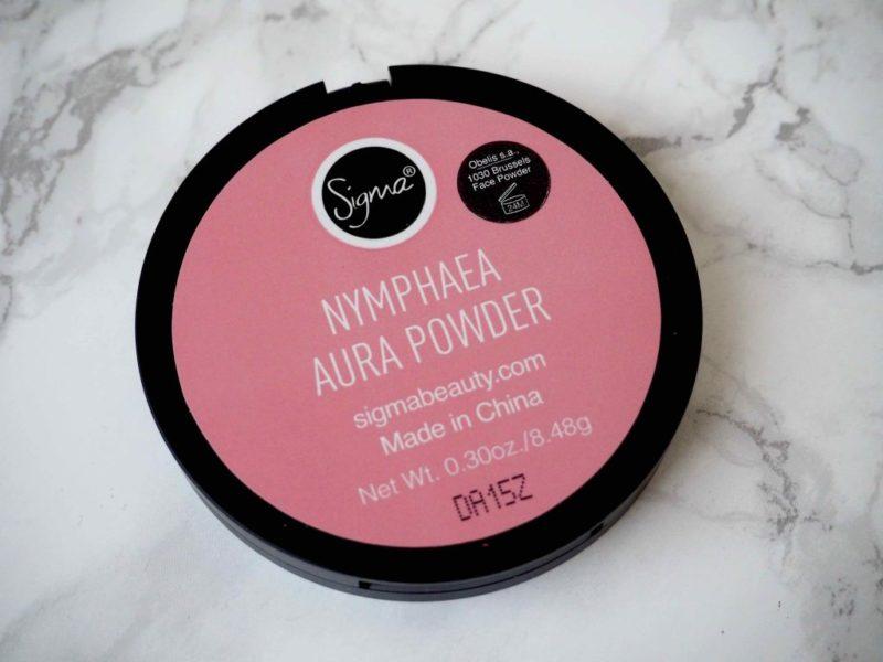 Sigma Aura Powder Nymphaea