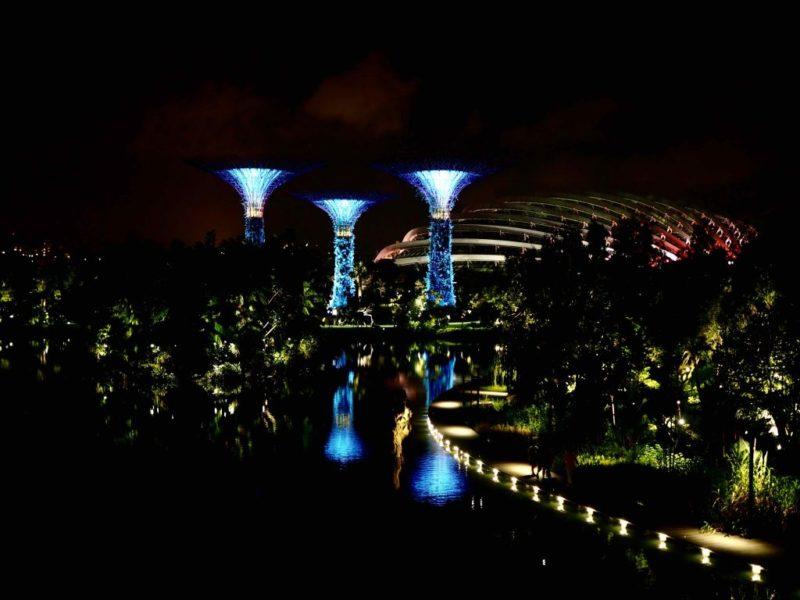 Singapore Ostolakossa Virve Vee