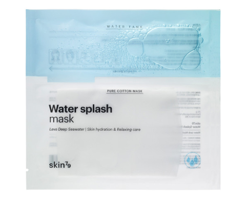 Skin79 Water Splash Mask 2 Step*