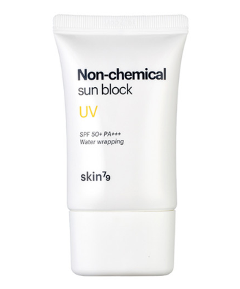 Skin79 Water Wrapping Non-Chemical Sun Block SPF 50