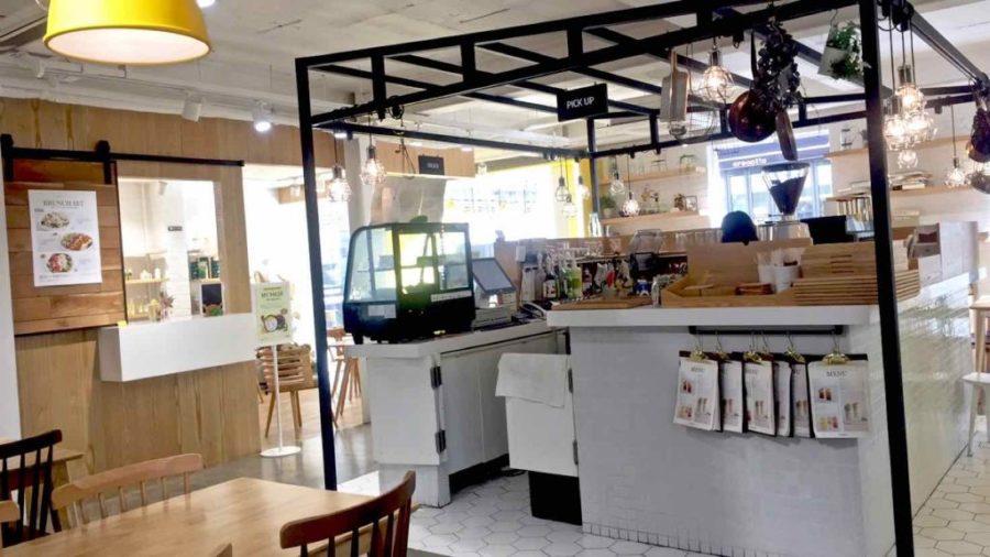 SKinfood Café Garosu-gil Gangnam-gu Seoul