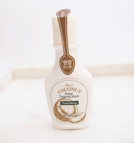 Skinfood Real Coconut Sugar Topping Mask Ostolakossa Kokemuksia Virve Vee