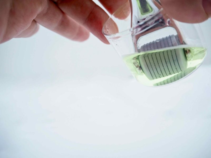 Swiss Clinic Skin Roller kokemuksia