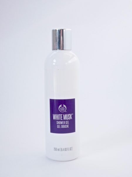 The Body Shop White Musk Shower Gel suihkugeeli Ostolakossa Virve Vee