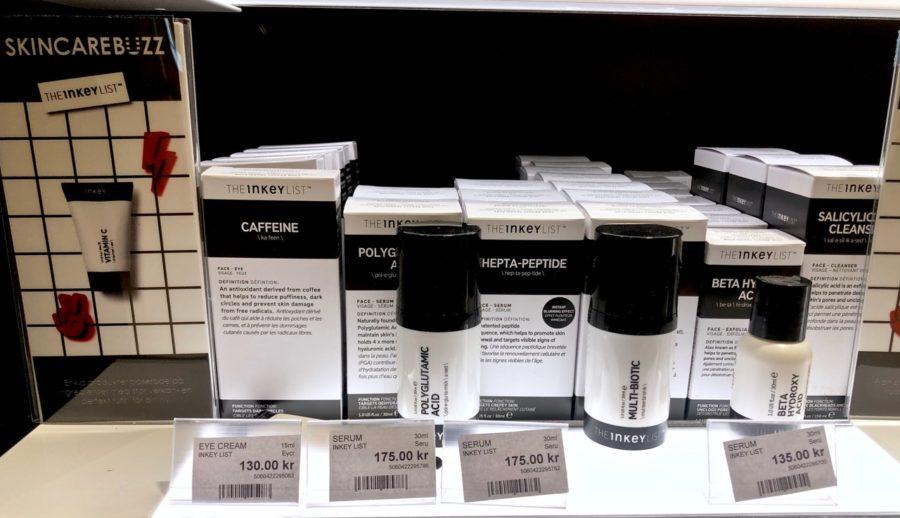 Tukholma Sephora mitä ostaa Ostolakossa blogi Virve Vee