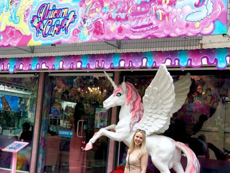 Unicorn Cafe Bangkok Ostolakossa Virve Vee - 1