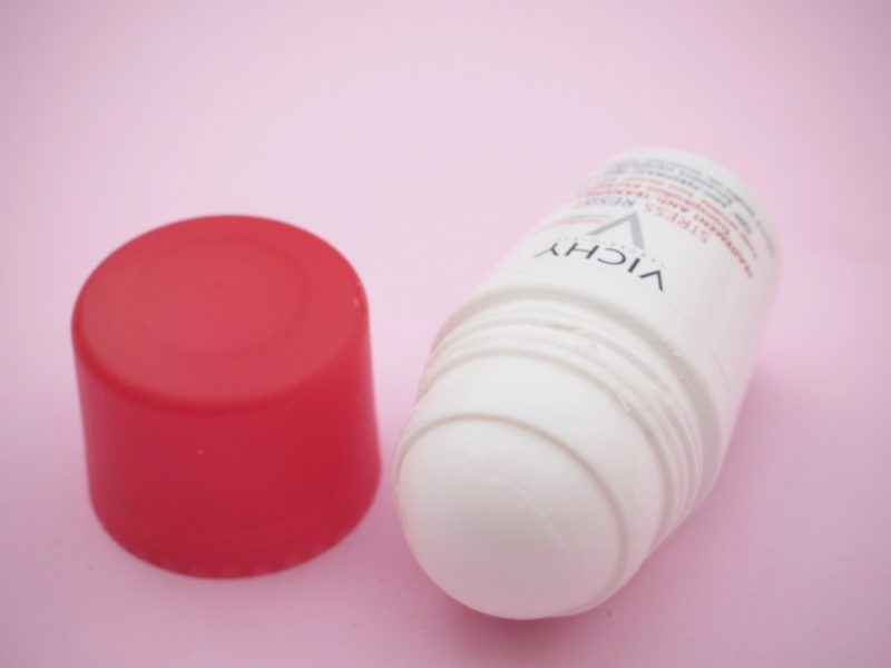 Vichy Stress Resist 72hr Anti-Perspirant Treatment deodorantti Ostolakossa Virve vee kokemuksia