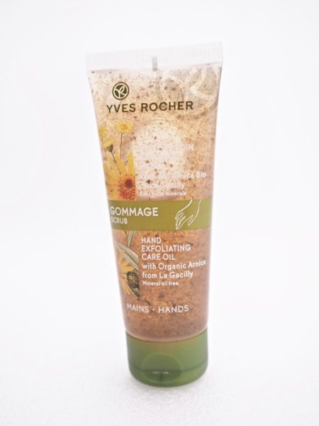 Yves Rocher Hand Exfoliating Care Oil