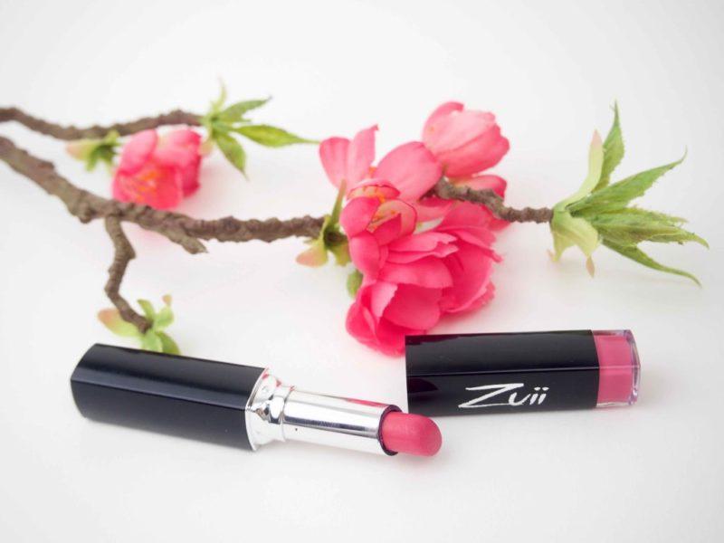 Zuii Organic Flora Sheerlips Lipstick Begonia